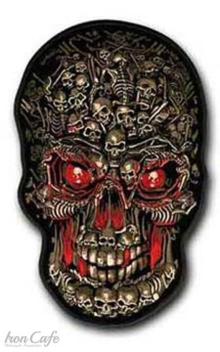 Toppa skull makes skulls-15cm