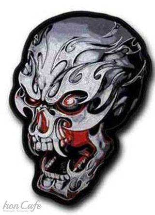 Toppa electric skull-10cm