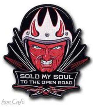 Toppa ride free devil-10cm